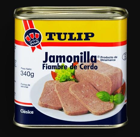 JAMONILLA FIAMBRE DE CERDO TULIP 340g