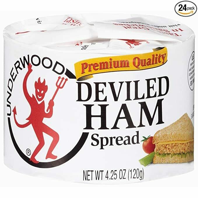 DEVILED HAM SPREAD UNDERWOODS 120g