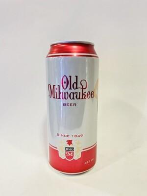 OLD MILWAUKEE Alc. 4.5% vol. 473ml