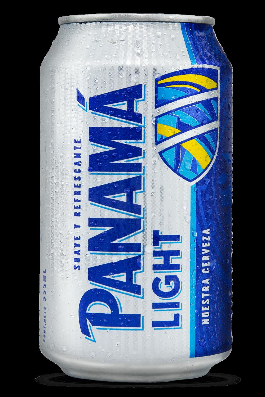 PANAMÁ LIGHT Alc. 3.6% vol. 355ml