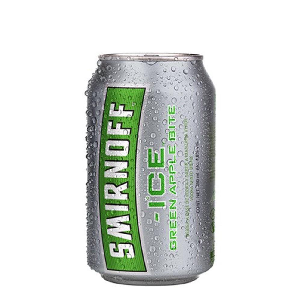 SMIRNOFF ICE GREEN APPLE BITE Alc. 4.0% vol. 350ml