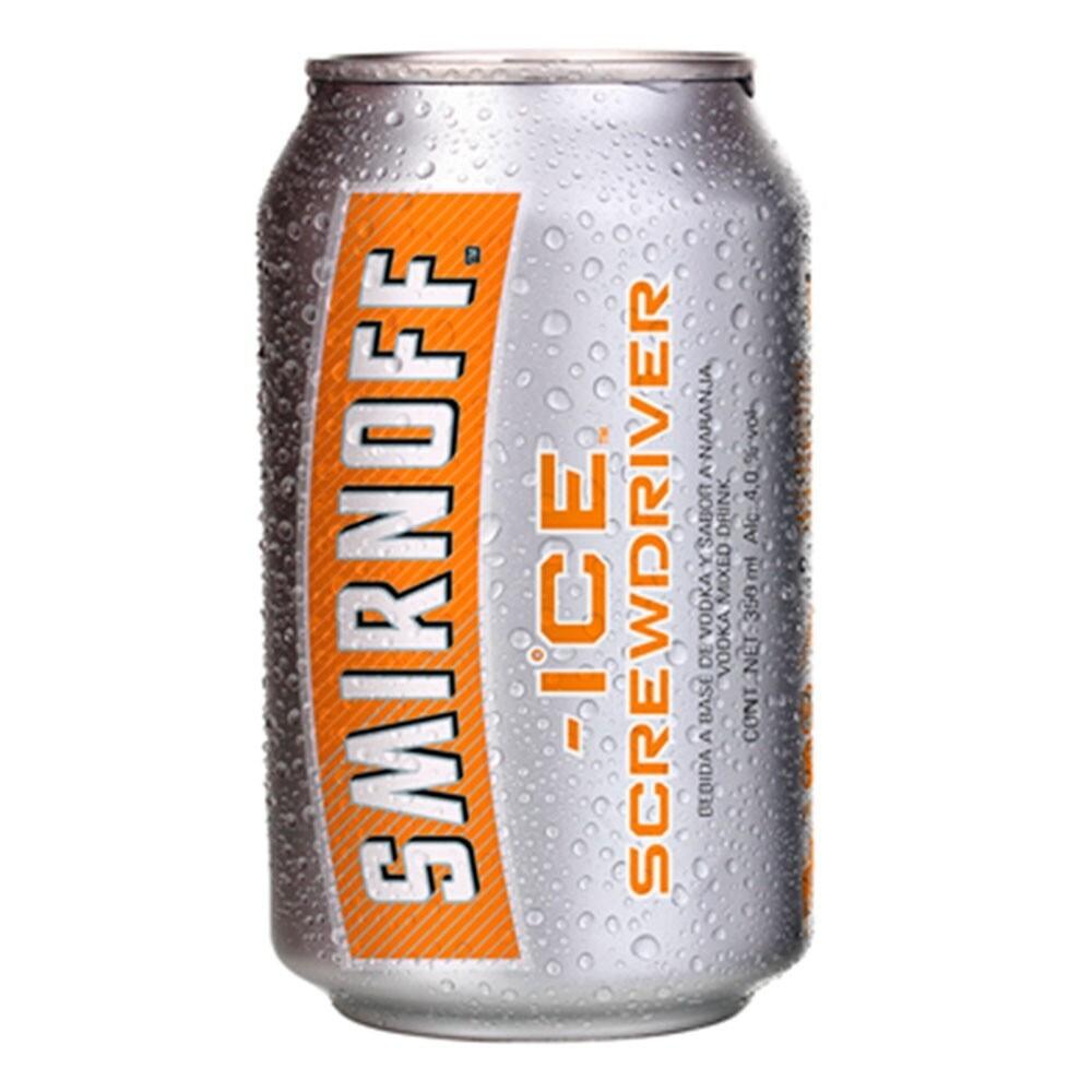 SMIRNOFF ICE SCREWDRIVER Alc. 4.0% vol. 350ml