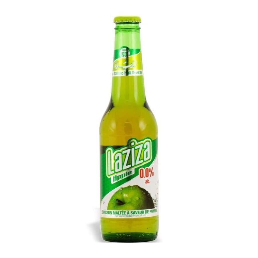 LAZIZA APPLE SIN ALCOHOL Alc. 0.0% vol. 330ml