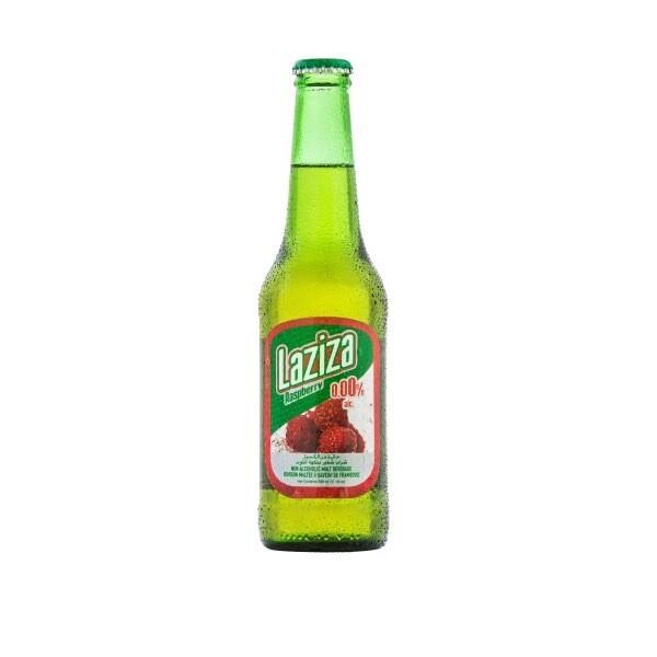 LAZIZA RASPBERRY SIN ALCOHOL Alc. 0.0% vol. 330ml