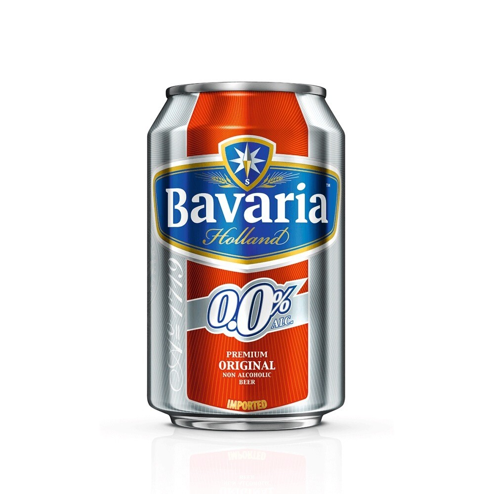 BAVARIA HOLLAND SIN ALCOHOL Alc. 0.0% vol. 330ml