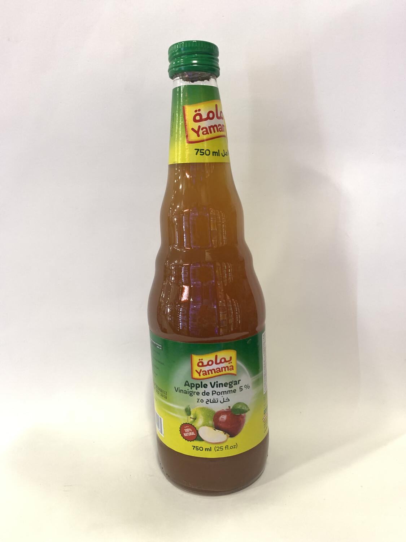 VINAGRE DE MANZANA YAMAMA750 ml