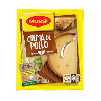 CREMA DE POLLO MAGGI 64g