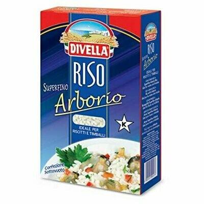 ARROZ ARBORIO DIVELLA 1kg