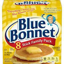 MANTEQUILLA BLUE BONNET 8 STICK FAMILY PACK