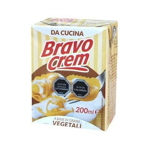 CREMA VEGETAL BRAVO CREM 200ml