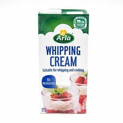 WHIPPING CREAM ARLA 1L