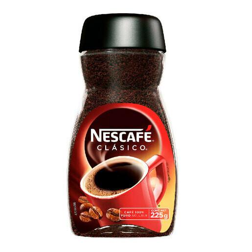 CAFÉ NESCAFÉ CLÁSICO 225g