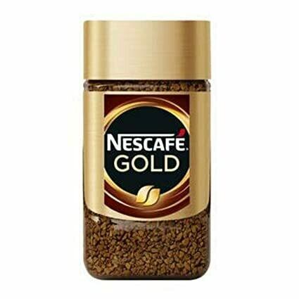CAFÉ NESCAFÉ GOLD 50g