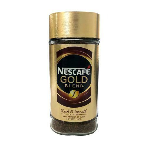 CAFÉ NESCAFÉ GOLD 100g