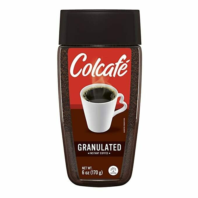 CAFÉ INSTANTÁNEO COLCAFÉ GRANULADO 170g