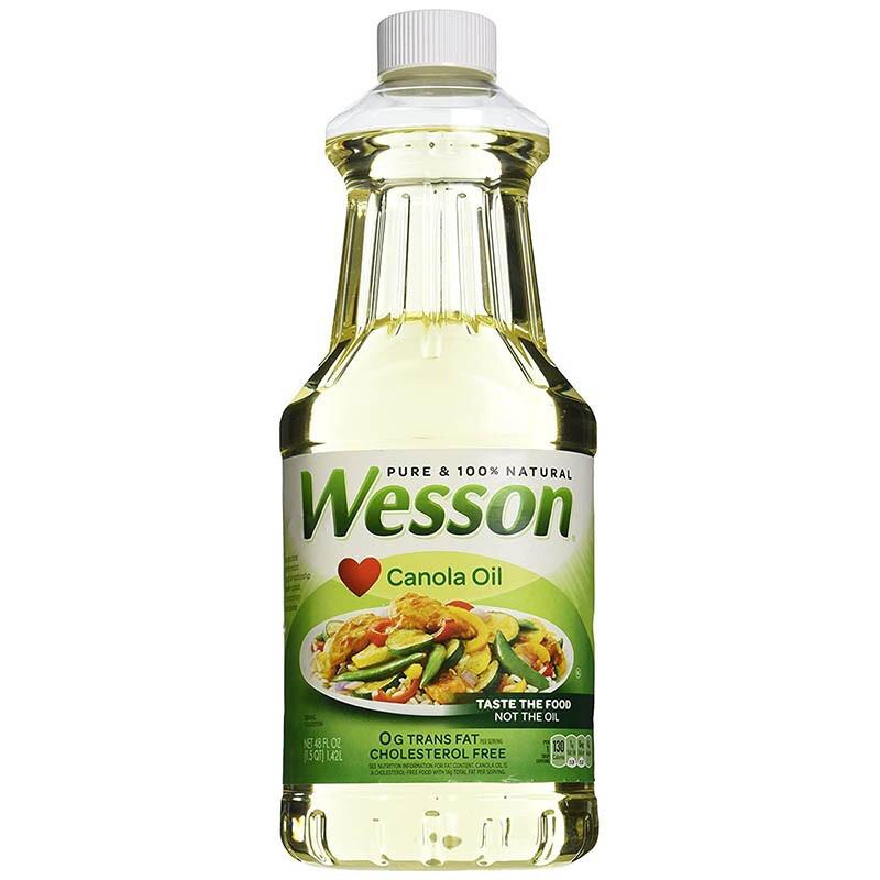ACEITE DE CANOLA WESSON 1.42L
