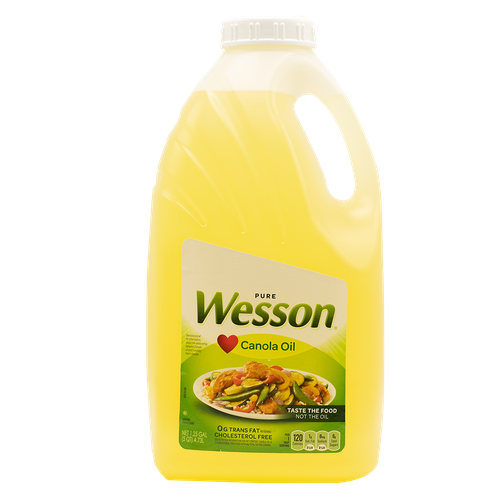 ACEITE DE CANOLA WESSON 1.89L