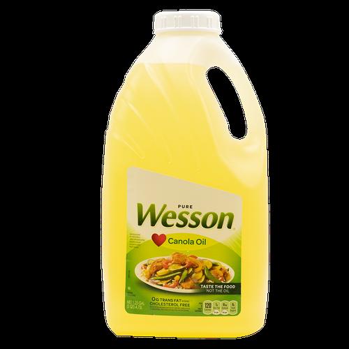 ACEITE DE CANOLA WESSON 3.79L
