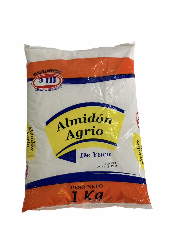 ALMIDÓN AGRIO DE YUCA 1kg