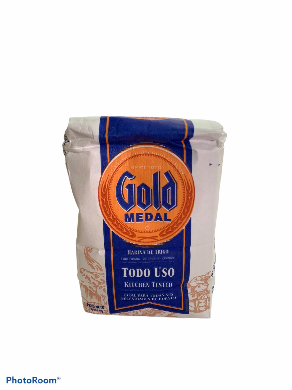 HARINA DE TRIGO TODO USO GOLD MEDAL 0.454kg