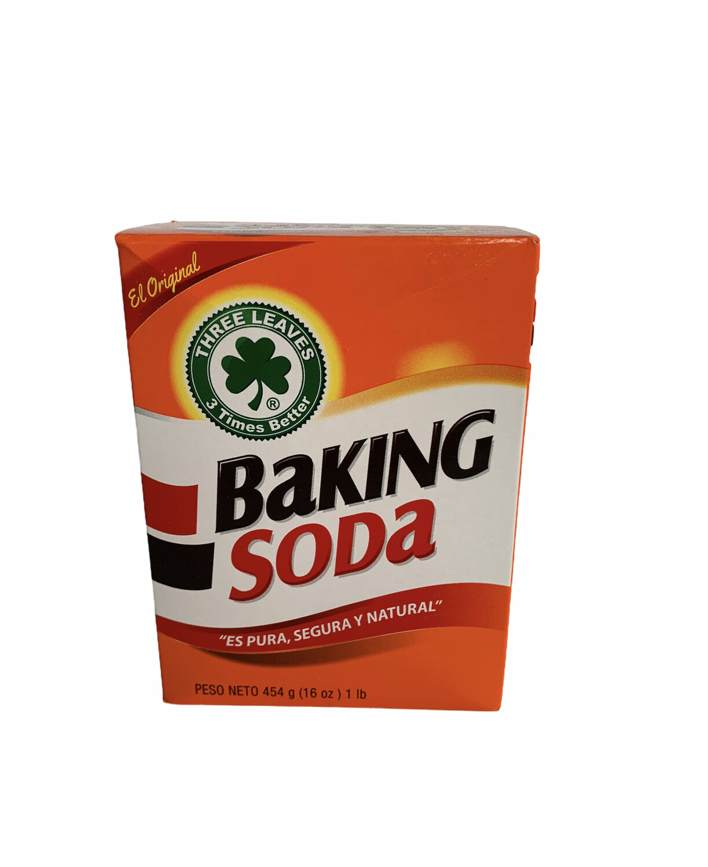 BAKING SODA 16 OZ