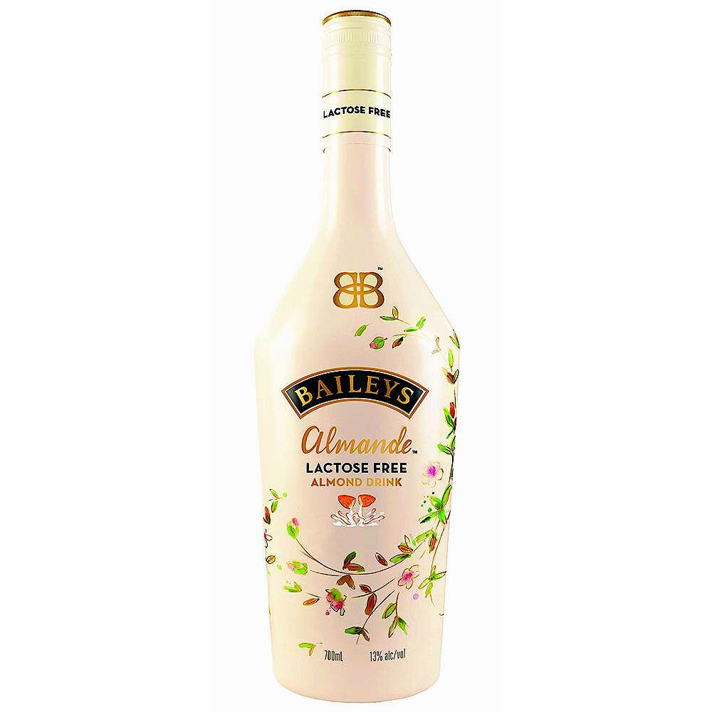 BAILEYS ALMANDE LACTOSE FREE ALMOND DRINK Alc. 13% Vol. 700ml