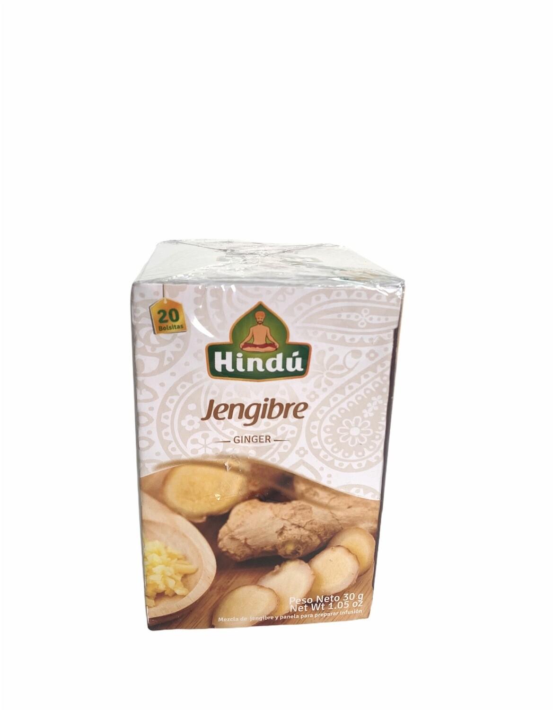 TEO HINDU JENGIBRE 20UND