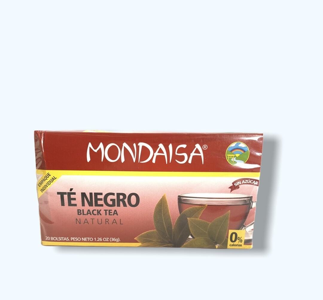 TÉ NEGRO MONDAISA 20UND