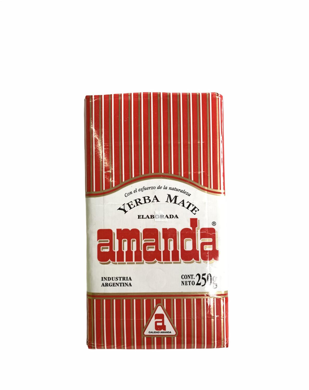 YERBA MATE AMANDA 250g