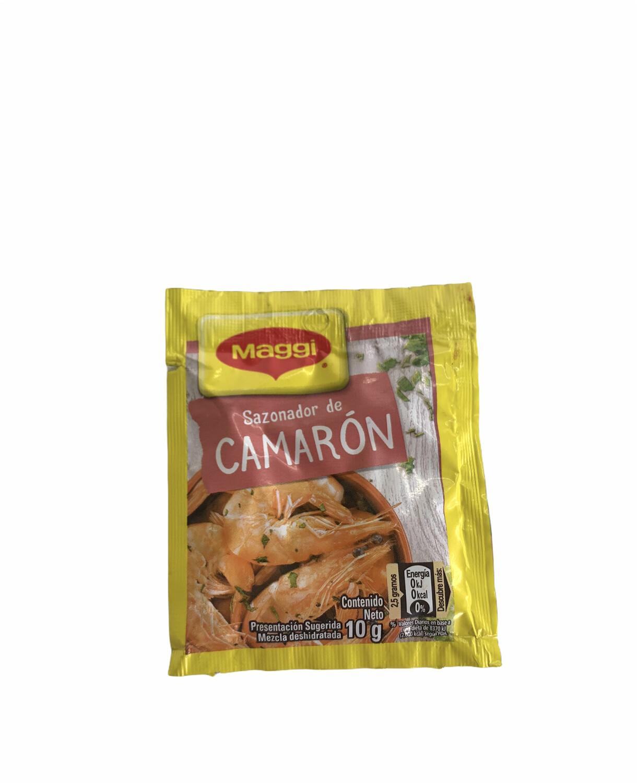 SAZONADOR DE CAMARÓN MAGGI 10g