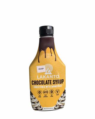 SIROPE DE CHOCOLATE LAKANTO 473ml