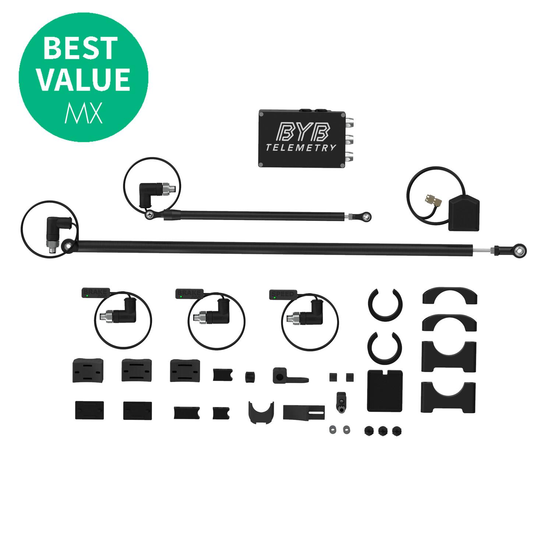 BYB Telemetry v2.0 - MX FULL kit