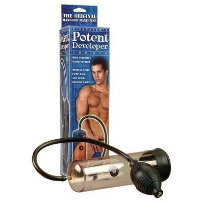 Potent Developer Pump