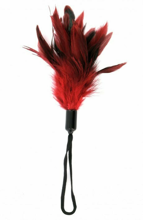 Pleasure Feather - Red