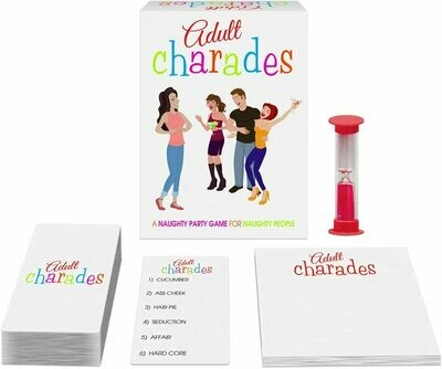 Adult Charades