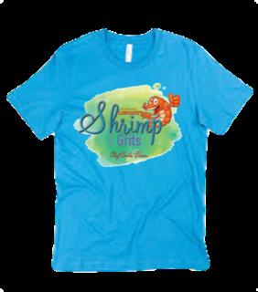 Shrimp & Grits Tshirt