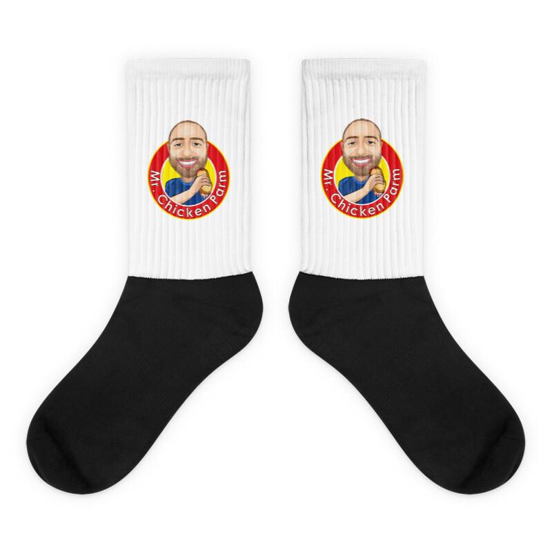 Mister Chicken Parm Socks
