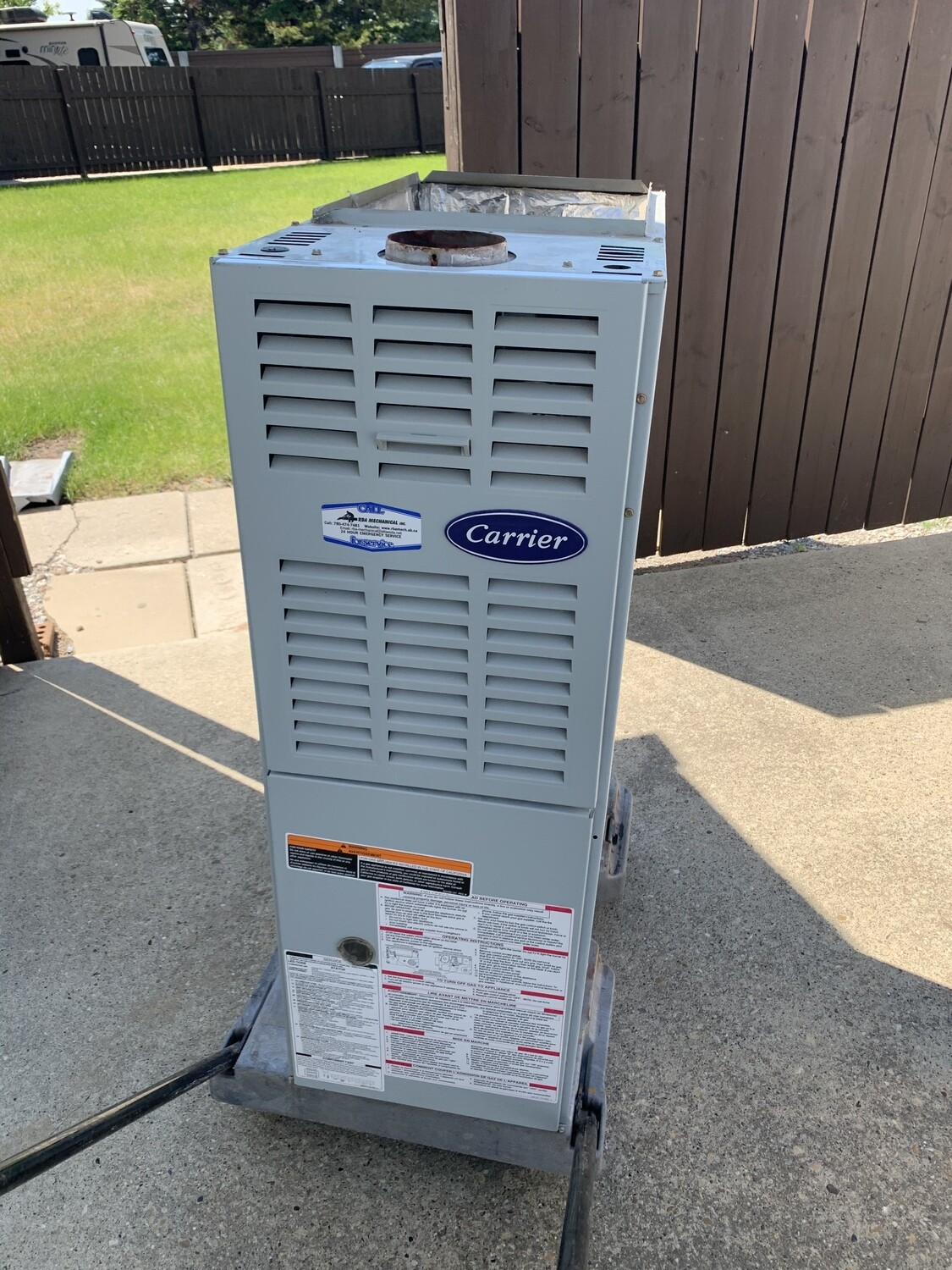 Used Furnace for Sale