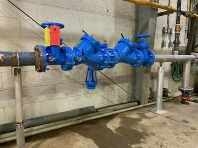 Backflow Prevention, Device Testing