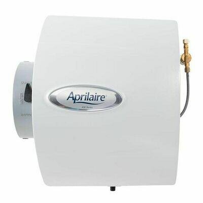 Aprilaire Drain-Free Whole Home Humidifier Installation