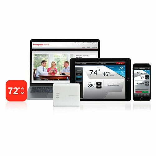 Redlink Internet Gateway Installation with  Total Connect Comfort
