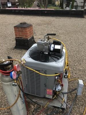 AC Leak Detection