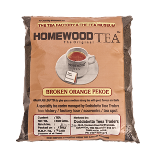 Homewood Broken Orange Pekoe