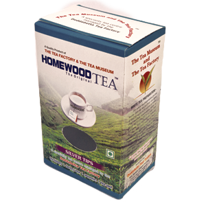 Homewood Silver Tips Tea (Carton Pack)
