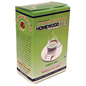 Homewood Green Tea