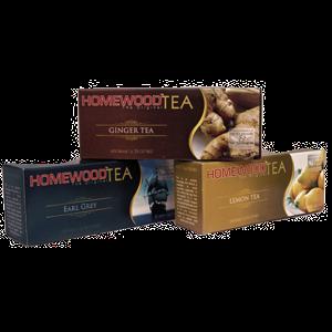Homewood Assorted Dip Tea Bags (100 bags carton pack)
