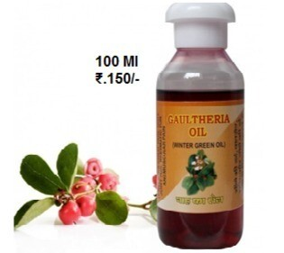 Gaultheria Oil (100 ml)