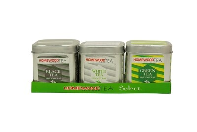 Homewood Select Teas (Gift pack of 3)