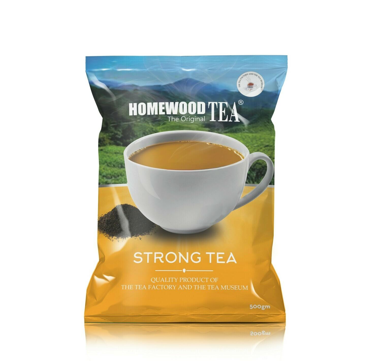 Homewood Strong Tea
