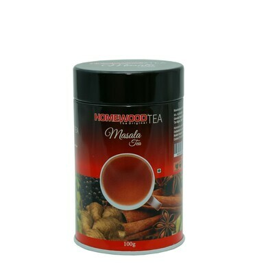 Homewood Masala Tea (Tin pack)